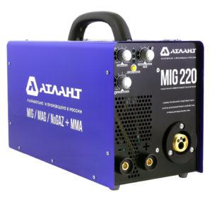 сварочный аппарат МИГ 220 Атлант