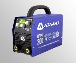 Сварочный автомат Атлант Проф 200