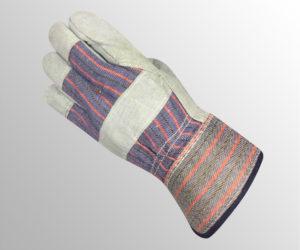 спилковые перчатки Ангара