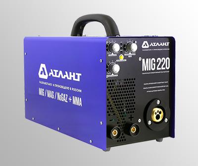 Сварочный аппарат Атлант МИГ 220